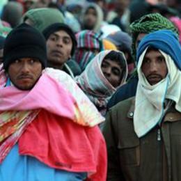 Sassoli, Ue si doti di politica comune sull'asilo