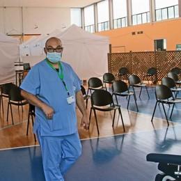 In provincia di Sondrio  senza vaccino in 22mila
