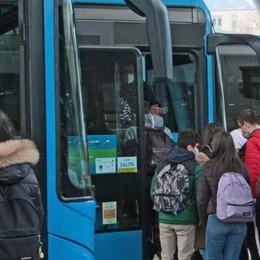 Più autobus   per il rientro a scuola