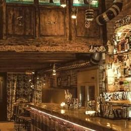 Bar da favola in Spagna  Firmato da un valtellinese
