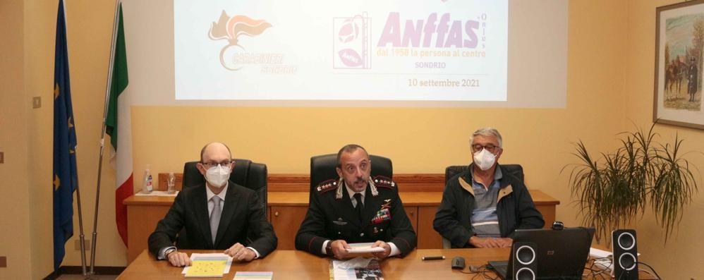 Disabilità e autismo  Piano per i carabinieri  in caso di emergenze